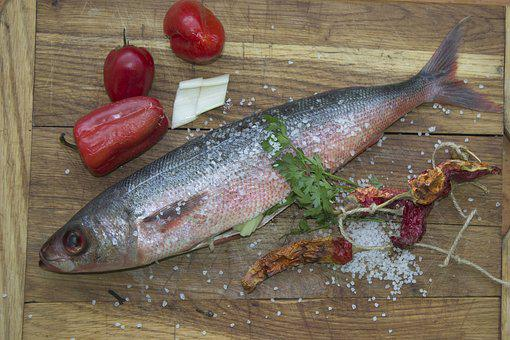 Fish, Dish, Table, Nutrition, Delicious, Salmon, Food