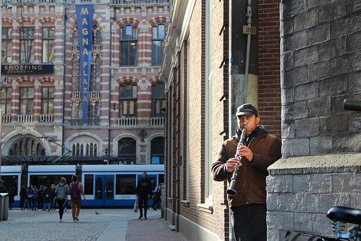 Clarinet, Sound, Musical, Instrument, Music