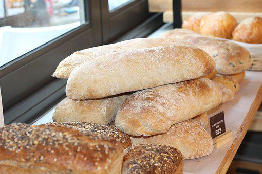 Food, Healthy, Bread, Fresh, Bakery, Loaf, Natural