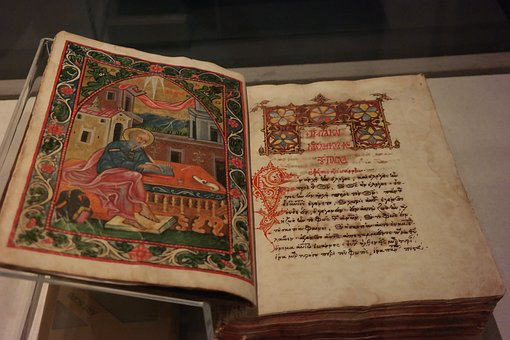Book, Old, Colorful, Historically, Antiquarian, History