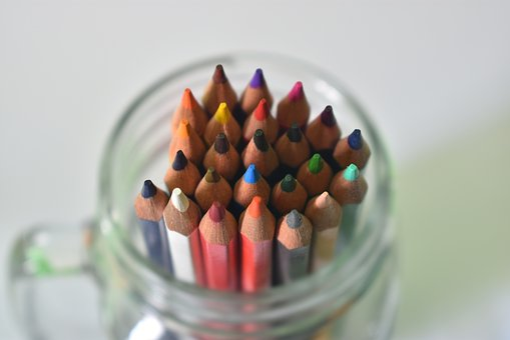 Colored Pencils, Pencils, Colored, Color Pencils