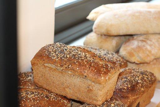 Food, Bread, Healthy, Nutrition, Bake, Loaf, Seed