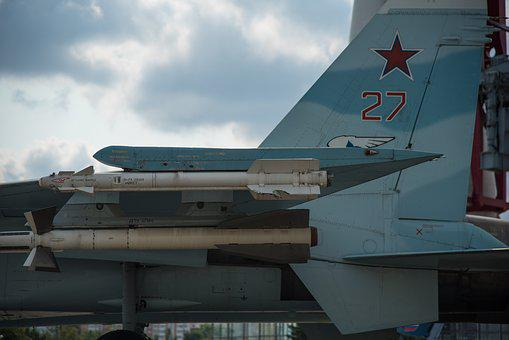 Su-27, Fighter, Weapons, Military, Weaponry, Russia