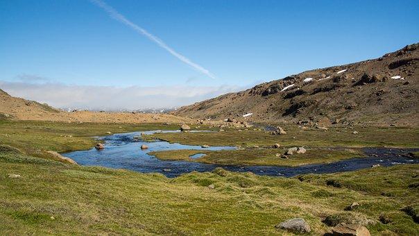 River, Brook, Beck, Creek, Mountain, Wilderness