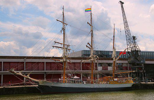 Ship, Yacht, Boat, Vessel, Sail, Nautical, Marine