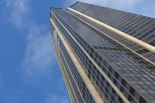 Montparnasse Tower, Glass Tower, Giant Tower