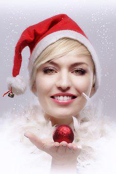 Pretty Woman, Christmas Motif, Christmas, Costume