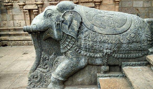 Temple, South India, Tamilnadu