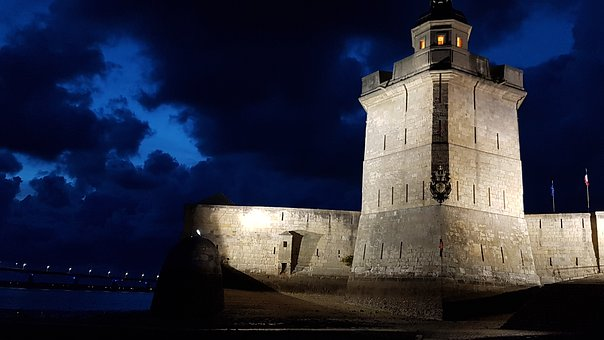 Fort, Military Architecture, Strong Louvois