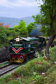 Train, Travel, Transportation, Railway, Transport