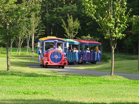 Azumino Park, In The Early Summer, Free, Date, Family