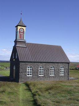 Church, Iceland, Architecture