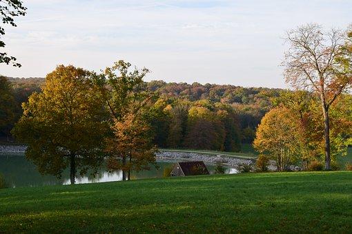 Normandy, Nature, Park, Landscape