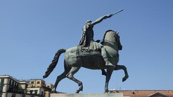 Roman, Emperor, Monument, Travel, Europe