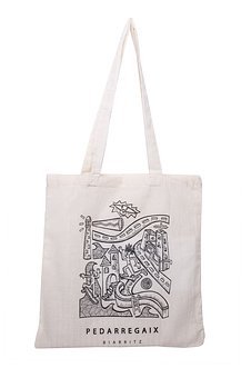 Bag Cotton, Natural Cotton, Bag Advertising