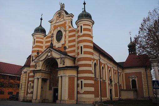 Church, Building, Architecture, Christian, Catholic