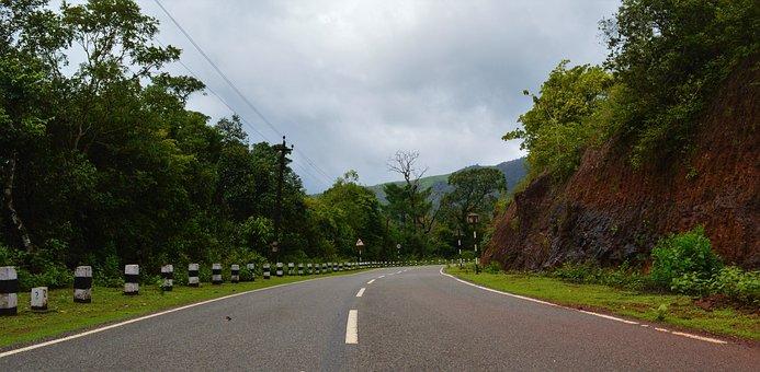 India, Indian Road, Village Road