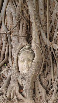 Thailand, Old Capital City, Ayutthaya
