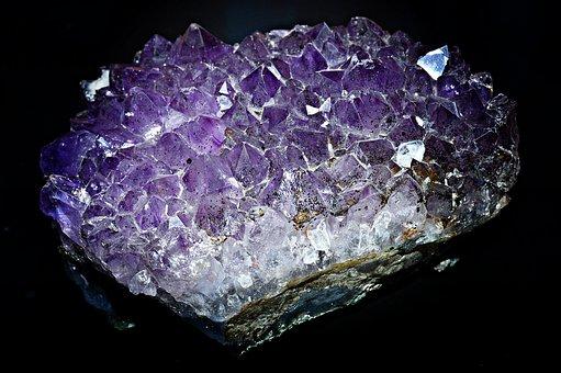 Mineral, Stone, Amethyst, Quartz, Purple, Harmony