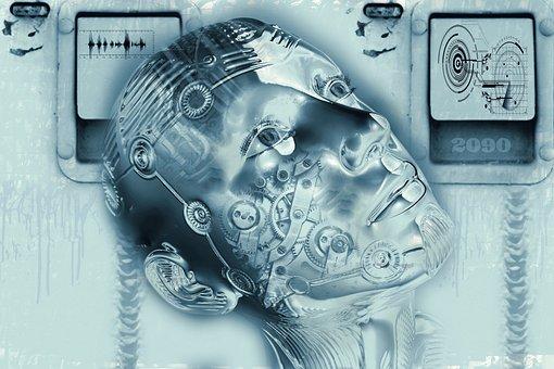 Cyborg, Forward, Digitization, Robot, Sci Fi, Woman
