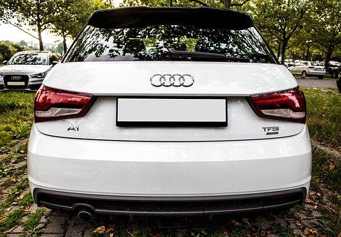 Audi, A1, Auto, Sliner, Bumper, Spotlight, Dare