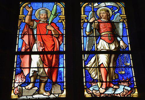 Stained Glass Windows, Stained Glass