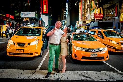 Grooms, Taxi, Ny