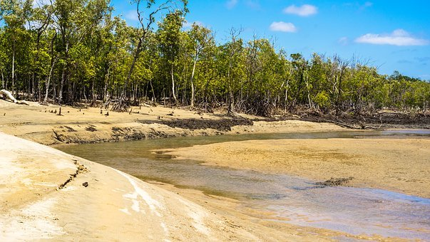 Saunders Beach, Saunders Creek, Townsville Fishing Spot