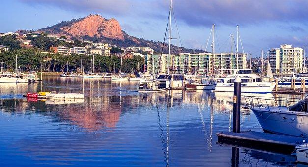 Townsville Australia, Townsville Strand