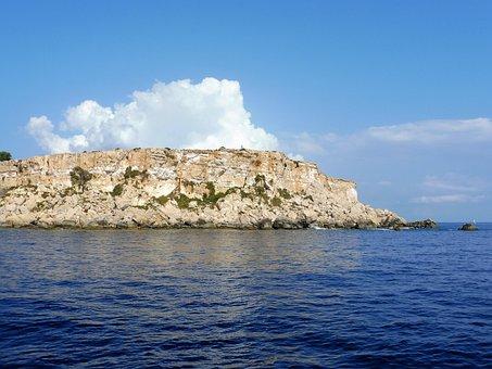 Holiday, Rock, Vacation, Travel, Ocean, Sea, Landscape
