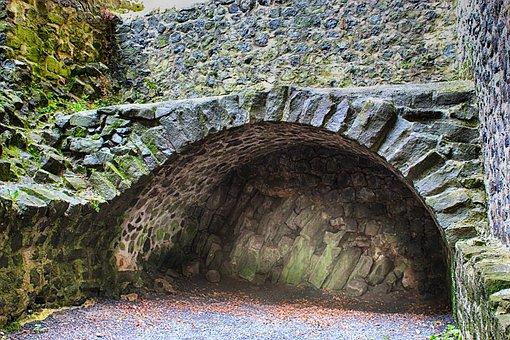 Castle, Castle Cellar, Witch Basement, Old, Middle Ages
