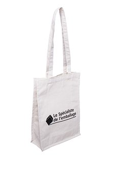 Bag Cotton, Natural Cotton, Bag Advertising, Cabas
