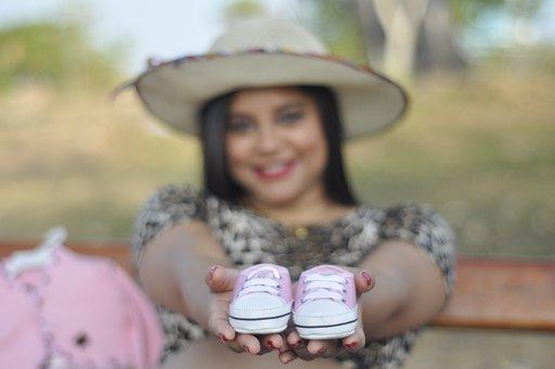 Maternity, Mother, Feet, Pregnant, Maternity Test