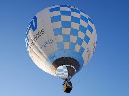 Balloons, Mainfonds, France, Contest, Head