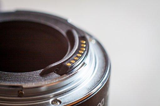 Camera, Lenses, Photograph, Photography