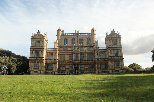 Batman, Wollaton, Nottingham, Film, Location, Park