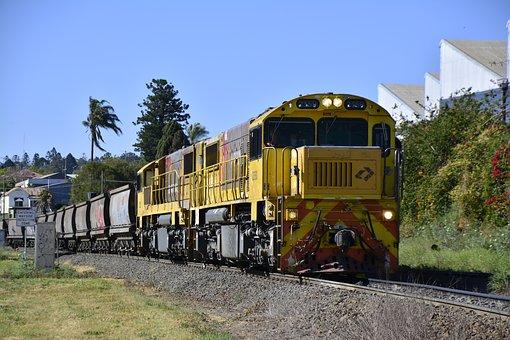 Train, Railway, Brisbane, Toowoomba, Australia