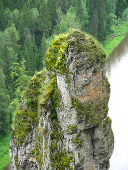 The Devil's Finger, Rock, Osvenskii Posts