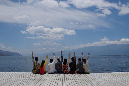 Friendship, The Scenery, Cravings, Facing The Sea