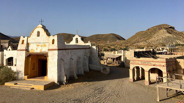 West, Mexico, Almeria, Texas, Far West, Wild West