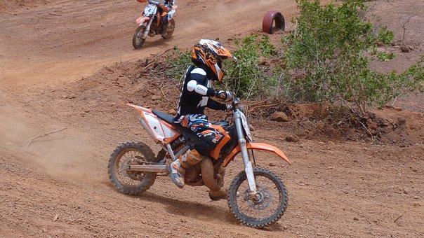 Moto Cross, Race, Sport, Cross, Rider, Motorcycle, Bike