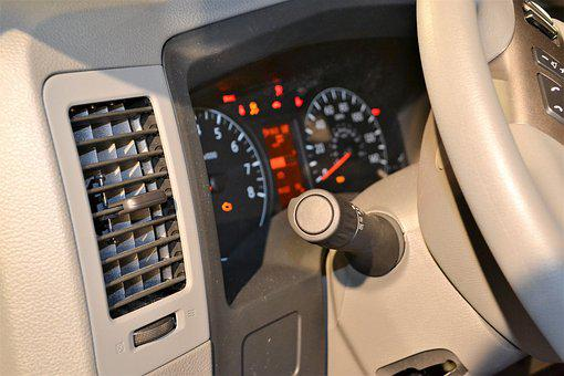 Speedometer, Dashboard, Car, Suv, Air Conditioner, Vent