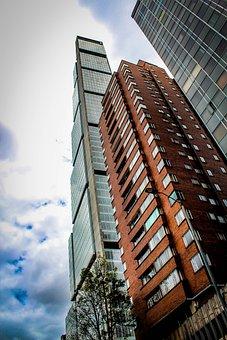 Architecture, Urban, Building, City, Construction