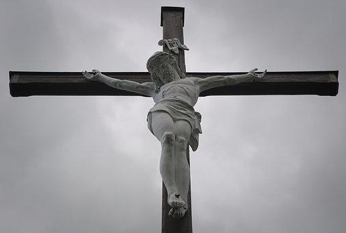 Christ, Cross, Jesus, Faith, Suffering, Religion