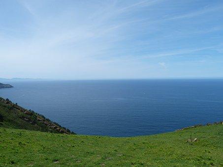 Nature, Sea, Tourism, Costa, Landscape, Sky