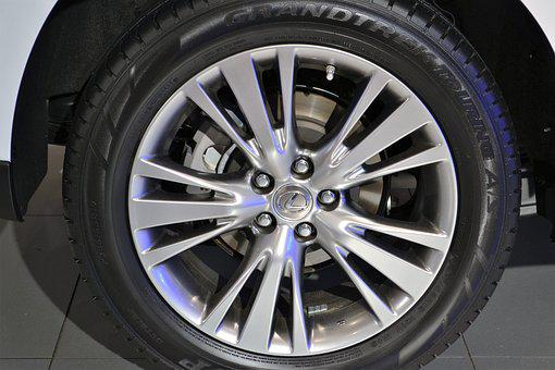 Lexus Wheel Base, Tire, Car, Tire Rim, Rim, Wheel, Auto