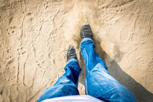 Leg, Shoe, Paint, Outdoor, Adult, Foot, Lifestyle