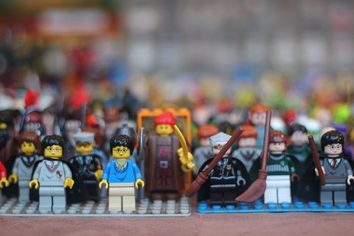 Lego, Organizations, A Bunch Of, A Lot, Small