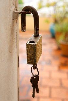 Locks, Rust, Time, The Key