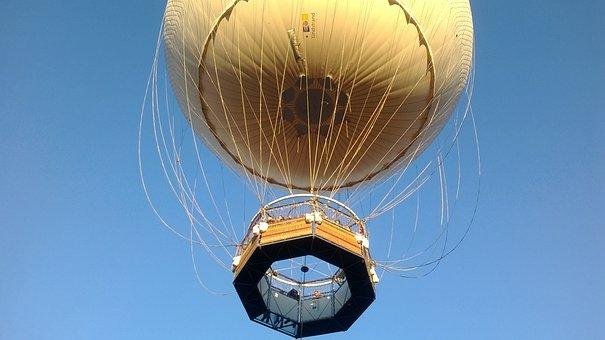 Torino, Hot-air Ballooning, Aerostatico, Ball